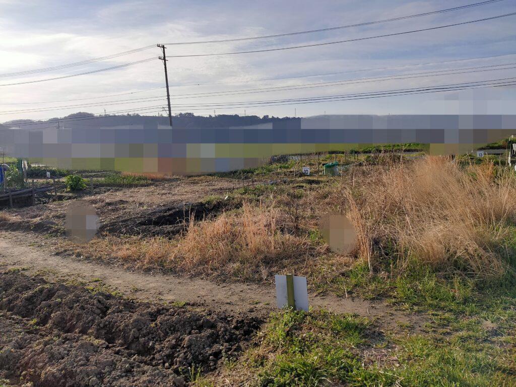 市民農園を探す‐炎の視察編2‐
