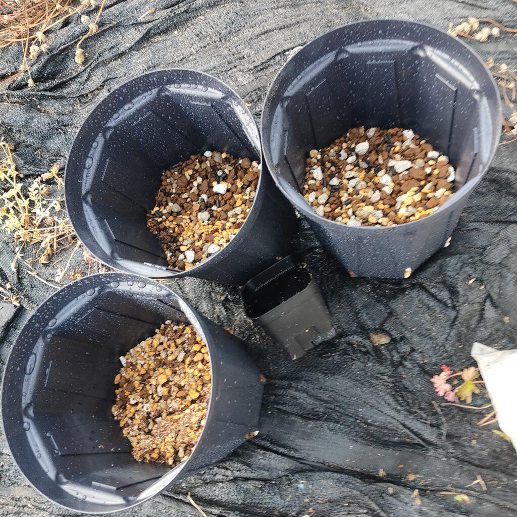 土 土作り 用土 配合 硬質赤玉土 2本線 鹿沼土 軽石 日向土 ベラボン ココピート